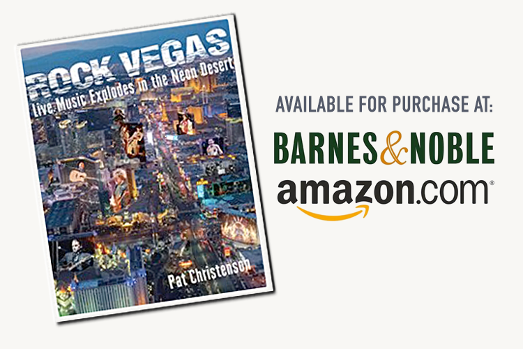 The Book: Rock Vegas